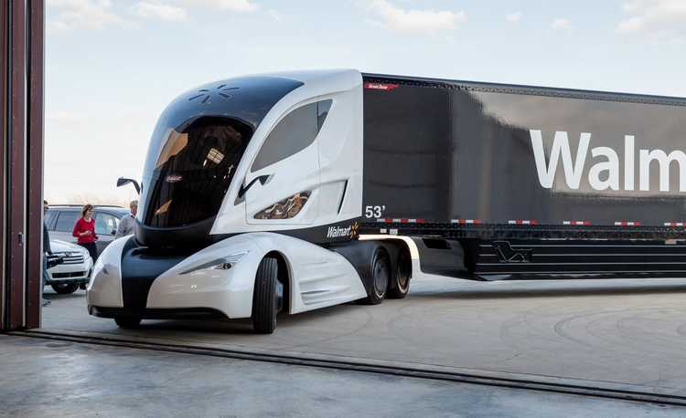 Advanced Vehicle Experience Truck Concept Photo 579055